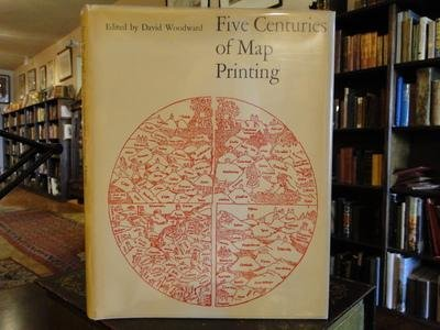 9780226907246: Five Centuries of Map Printing (Kenneth Nebenzahl, Jr, lectures in the history of cartography)