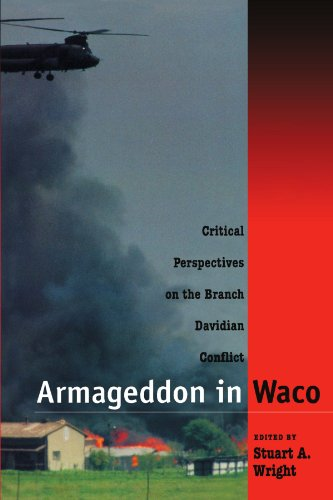 9780226908458: Armageddon in Waco: Critical Perspectives on the Branch Davidian Conflict