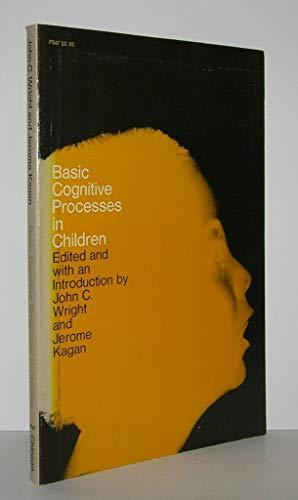 Basic Cognitive Processes: John C. Wright,