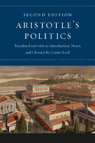 "9780226921846: Aristotle's ""Politics"": Second Edition"