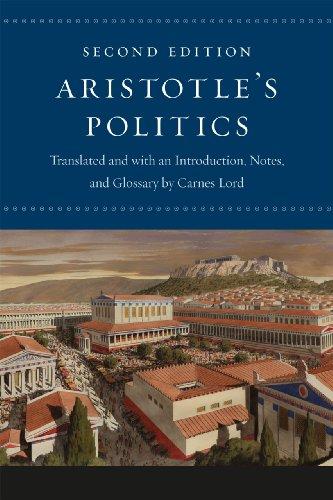 9780226921846: Aristotle's Politics