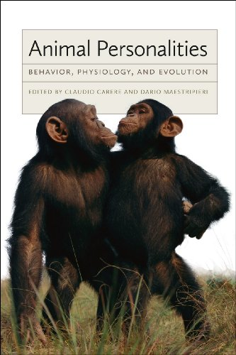 9780226921976: Animal Personalities: Behavior, Physiology, and Evolution