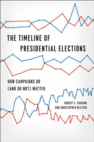9780226922157: The Timeline of Presidential Elections: How Campaigns Do (and Do Not) Matter (Chicago Studies in American Politics)