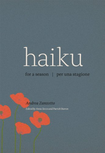 9780226922218: Haiku For A Season / Haiku per una stagione