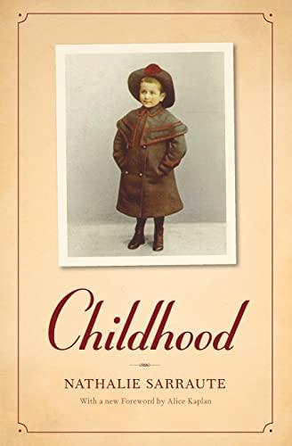 9780226922317: Childhood