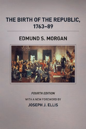 9780226923420: The Birth of the Republic, 1763-89, Fourth Edition (Chicago History of American Civilization)