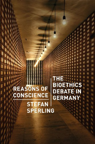 9780226924328: Reasons of Conscience: The Bioethics Debate in Germany