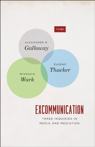 9780226925226: Excommunication: Three Inquiries In Media And Mediation (TRIOS)