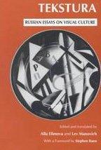 9780226951232: Tekstura: Russian Essays on Visual Culture (Religion and Postmodernism)