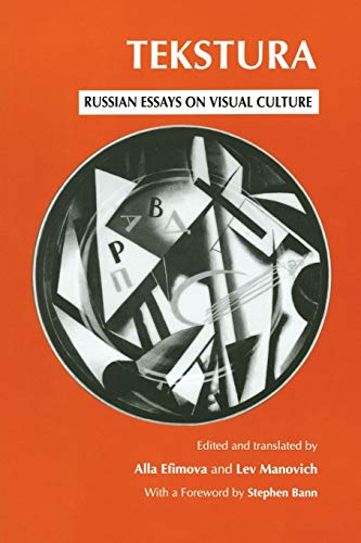 9780226951249: Tekstura: Russian Essays on Visual Culture