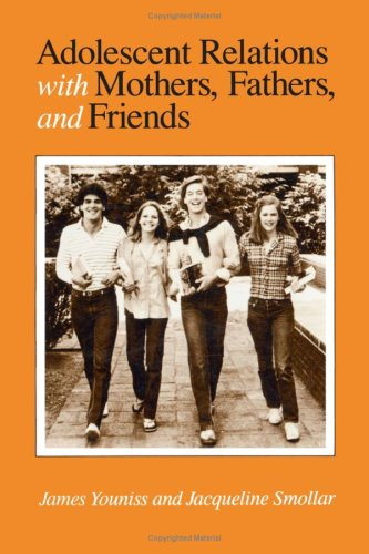 9780226964874: Adolescent Relations with Mothers, Fathers and Friends