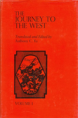 The Journey to the West. Volumes 1: Wu, Cheng'En and