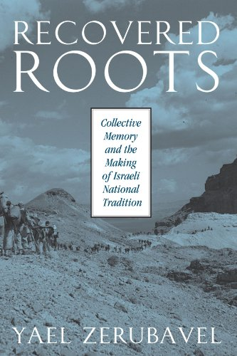 9780226981581: Recovered Roots: Collective Memory and the Making of Israeli National Tradition