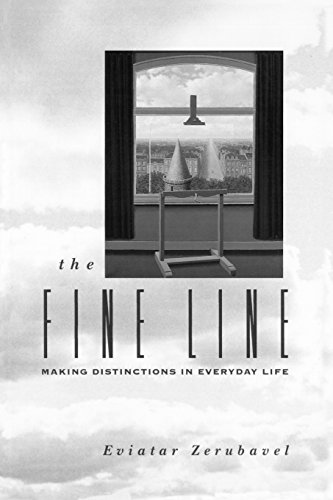 9780226981598: The Fine Line: Making Distinctions in Everyday Life