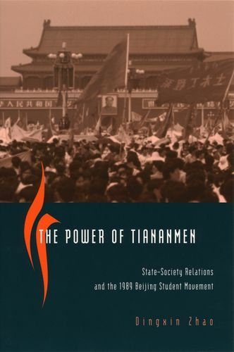 9780226982601: The Power of Tiananmen: State-Society and the 1989 Beijing Student Movement