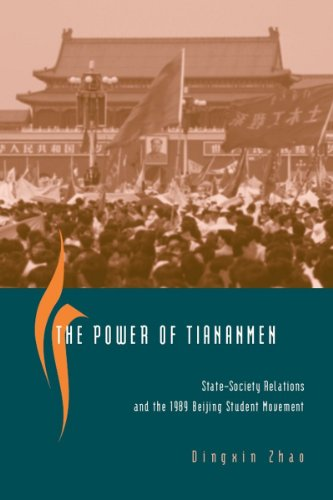 9780226982618: The Power of Tiananmen: State-Society Relations and the 1989 Beijing Student Movement