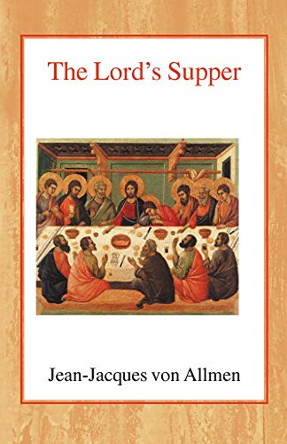 9780227170434: The Lord's Supper