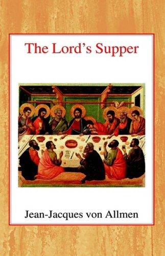 9780227170441: The Lord's Supper