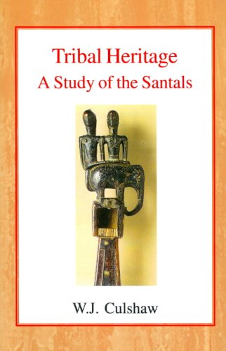 9780227170670: Tribal Heritage: A Study of the Santals