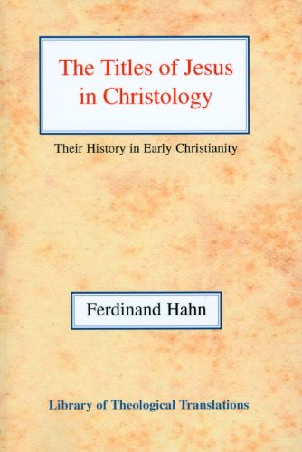 9780227170854: The Titles of Jesus in Christology: Their History in Early Christianity