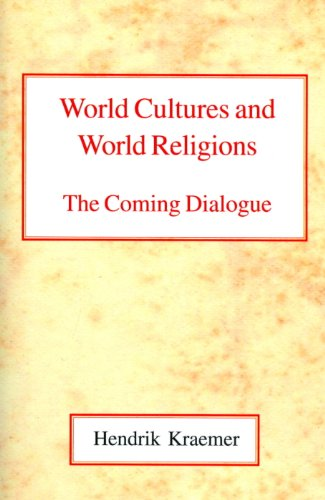 9780227170953: World Cultures and World Religions: The Coming Dialogue