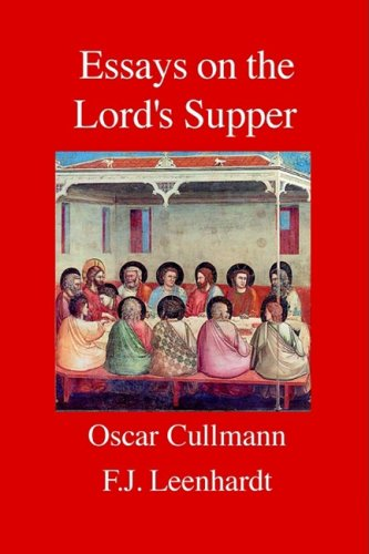 9780227171578: Essays on the Lord's Supper