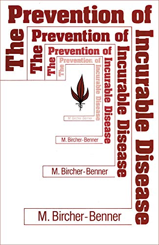 9780227675717: Prevention of Incurable Disease, the