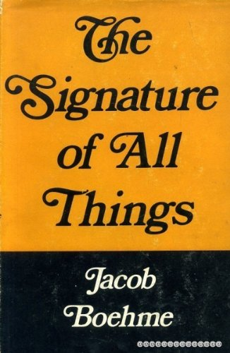 9780227677339: Signature of All Things