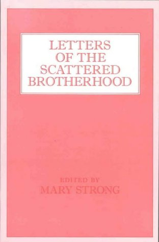 9780227678794: Letters of the Scattered Brotherhood