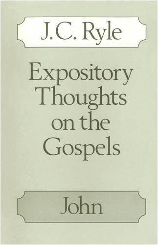 9780227678862: Expository Thoughts on the Gospels