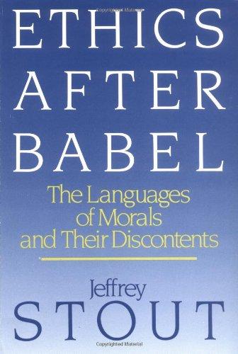 9780227679142: Ethics After Babel