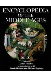 9780227679319: The Encyclopedia of the Middle Ages