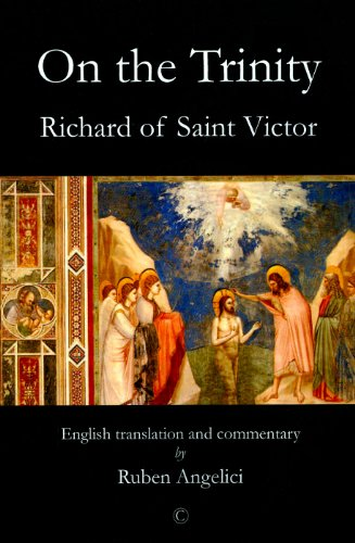9780227679975: On the Trinity: Richard of Saint Victor