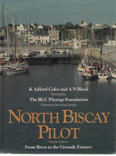 North Biscay Pilot: Rdd Pilotage Foundation