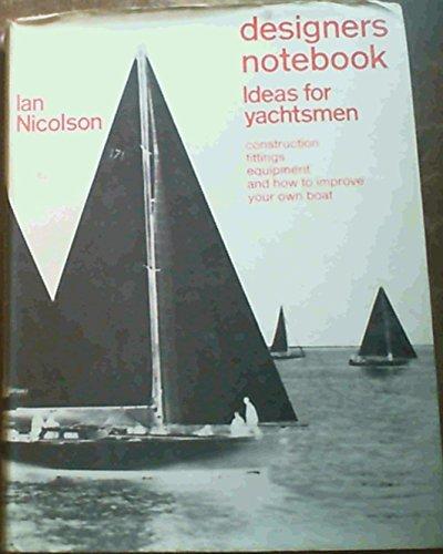 Designers Notebook: Ian Nicolson
