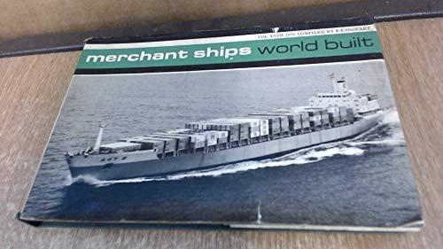 Merchant Ships World Built Vol XVIII: Sigwart, E.E (Compiler)