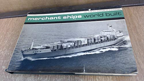 9780229974962: Merchant Ships: v. 18: World Built