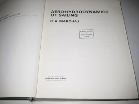 9780229986521: Aerohydrodynamics of Sailing