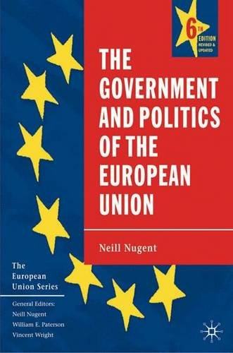 9780230000025: The Government and Politics of the European Union