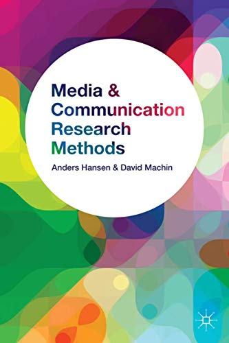 9780230000063: Media and Communication Research Methods