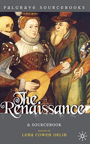 9780230001756: The Renaissance: A Sourcebook (Palgrave Sourcebooks)