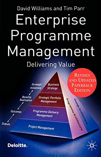 9780230002340: Enterprise Programme Management: Delivering Value