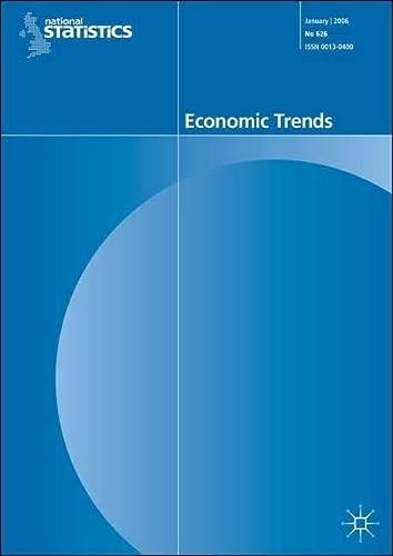 Economic Trends Volume 626, January 2006 (v. 626): NA NA