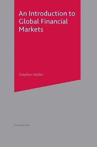 9780230006355: An Introduction to Global Financial Markets, Fifth Edition