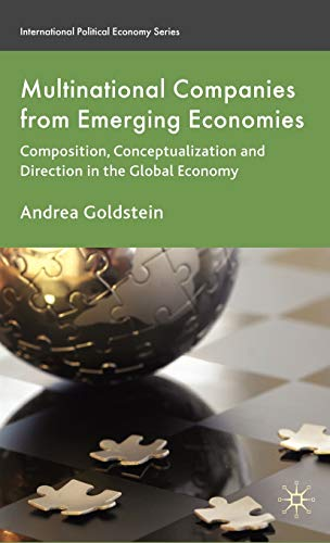 9780230007048: Multinational Companies from Emerging Economies: Composition, Conceptualization and Direction in the Global Economy