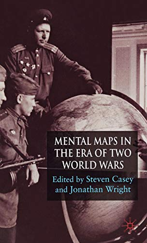 9780230007161: Mental Maps in the Era of Two World Wars