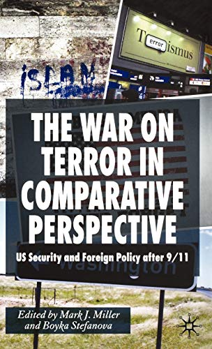 9780230007291: The War on Terror in Comparative Perspective: US Security and Foreign Policy after 9/11