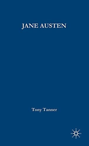 9780230008236: Jane Austen