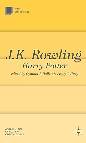 9780230008496: J. K. Rowling (New Casebooks)