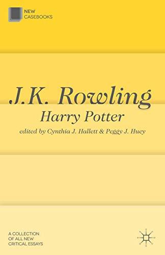 9780230008502: J. K. Rowling (New Casebooks)